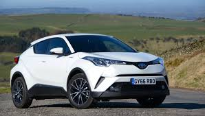 toyota c hr review greencarguide co uk