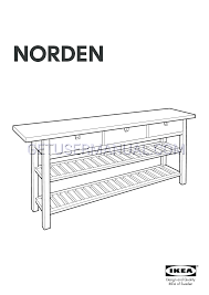ikea tables norden occasional table 74x35 3 8