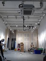 Drop Ceiling Track Lighting Track Lighting For High Ceilings Track Lighting Suspended From 4