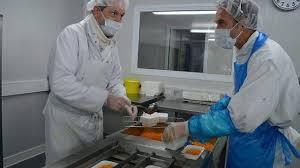 cuisine hopital cuisine centrale de l hôpital 2 300 repas par jour