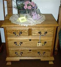 oak nightstand with drawers antique medium and maintenance tips 5