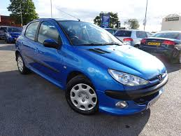 used peugeot 206 diesel for sale motors co uk