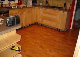 Ideas For Cork Flooring In Kitchen Design Excellent Positive And Negative Facts About Cork Flooring For