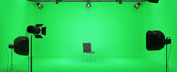 the basic fundamentals of lighting a green screen