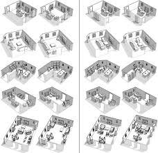 living room design layout rumah minimalis home arafen