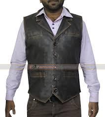 motorcycle waistcoat jurassic world chris pratt owen grady hunter biker vest
