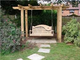 Pergola With Swing by Furniture Outdoor Swing For Adults Nu Decoration Inspiring Home