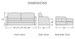 Top Sleeper Sofa Dimensions B  Leather Sofa Bed Natuzzi - Sofa bed dimensions