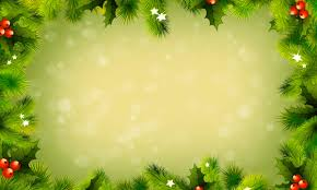 holly leaves and christmas trees by mysticaldreams bd71f5771