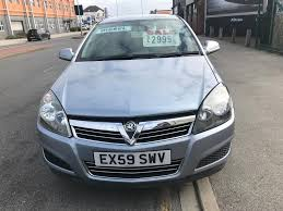 vauxhall astra life 2009 59 1 3 cdti grey 5dr hatchback in hull