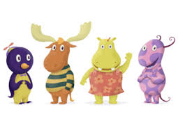 backyardigans unaired pilot episode cgi animated series