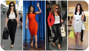 how to dress for your body shape with pictures hourglass