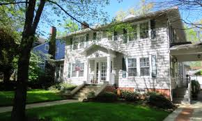 westerwood tour of historic homes features colonial revival
