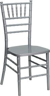 silver chiavari chairs silver wood chiavari chair