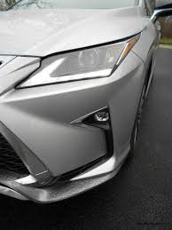 2016 lexus rx 350 f review road test review 2016 lexus rx350 f sport awd
