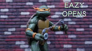 sdcc 2017 neca 87 teenage mutant ninja turtles tas michelangelo