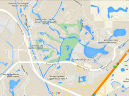 Map Of Walt Disney World by Maps Of Walt Disney World U0027s Parks And Resorts