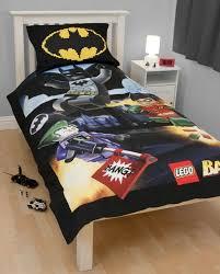 Superhero Double Duvet Set Boys Bedding 28 Superheroes Inspired Sheets