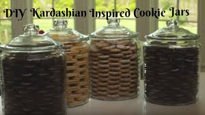 diy kardashian inspired cookie jars youtube
