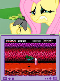 Battletoads Meme - mlp fluttergamer battletoads by silverlegends on deviantart