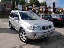 2006 nissan x trail 2 2 dci sport manual 5 door silver towbar