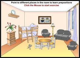 prepositions mrs warner u0027s 4th grade classroom