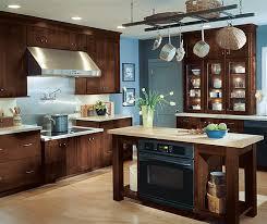 Dark Shaker Kitchen Cabinets Gray Cabinets In A Shaker Style Kitchen Schrock