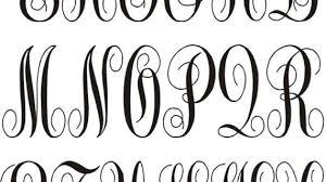 fancy letters alphabet copy and paste u2014 english