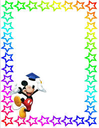 thanksgiving clip art border mickey mouse border clip art cliparts co