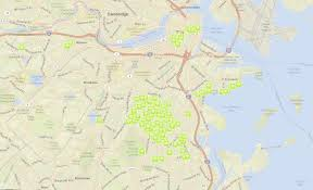 City Of Boston Map by Mayor Marty Walsh Launches U0027wicked Free U0027 Wifi In Boston