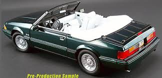 7 up edition mustang acme diecast product details 1990 ford mustang lx convertible