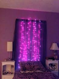 Purple Sheer Curtains Pretty Sheer Curtains With Lights Chritsmas Decor Sheer