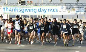 2013 thanksgiving day race cincinnati divascuisine
