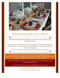 thanksgiving made easy at blum s
