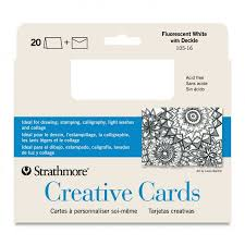 blank cards blank cards and envelopes by strathmore cheap joe s stuff