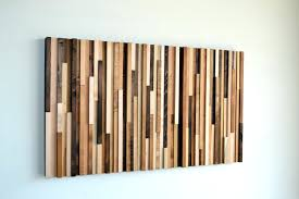 wall arts oversized wood and metal wall rustic wood and iron
