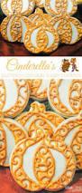 Pumpkin Carriage Cinderella U0027s Pumpkin Sugar Cookies Sugar Spice And Glitter