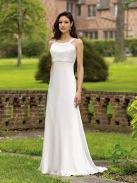 informal wedding dresses uk simple wedding dress 1 3 dresscab