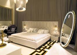 elegant bedroom furniture in black simple and image of accessories