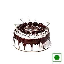 buy eggless black forest cake for happy birthday online best