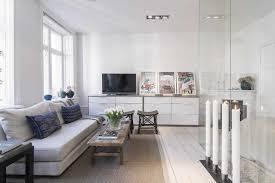 dinning table interior rustic scandinavian living room white