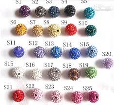 shamballa beads bracelet images 2018 shamballa bracelets clay polymer clay beads ab mud stick jpg