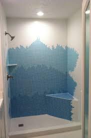 Mosaic Tiled Bathrooms Ideas Colors 69 Best Mosaic Tile Images On Pinterest Glass Mosaic Tiles