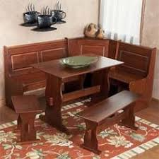 Wood Kitchen Table With Bench Seating Designs Ideas Dining Bench - Tables with benches for kitchens