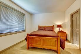 moquette chambre coucher chambre à coucher américaine classique avec la moquette et les