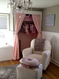 Closet Curtains Instead Of Doors Sheer Curtain Instead Of A Closet Door No More Pinched Fingers