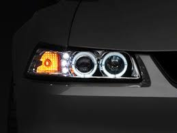 halo light installation near me dual mustang halo projector headlights led 99 04