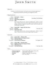 college grad resume template recent grad resume zippapp co