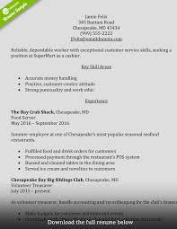 Cashier Skills List For Resume Cashier Resume Example Cashier Cv For Cashier Resume Job