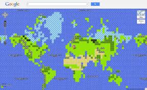 Giigle Maps Retro Spaß Pixel Alarm Bei Google Maps Express De
